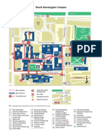 Imperial College Map