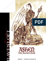Ashen - The Ancient Dead