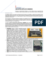 Modulo Gsm-gprs (Gps) de Siemens