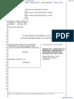 Faith Center Church Evengelist Ministries et al v. Glover et al - Document No. 48