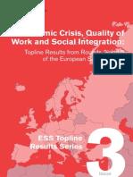 ESS2-ESS5 Toplines Issue-3 Economic Crisis