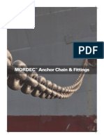MEP System Anchors & Chains