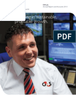 G4S Annual Report 2013