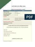 Fujitsu Petition to Revive Abandoned iPad TM App