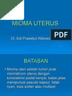 Mioma Uterus