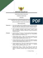 Perbup Malinau No 16 Tahun 2011 Ttg SOP PATEN