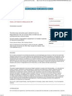 Nucleus - Tendencias Actuales Para Determinar La Degradación de Los Materiales Metálicos de Componentes Industriales