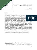 Artículo PaLa agroindustria del arándano en Uruguay