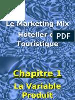 Le Marketing Mix Hôtelier et Touristique