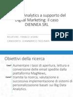Big Data Analytics a Supporto Del Digital Marketing