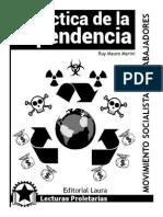 Dialéctica de la Dependencia - Ruy Mauro Marini