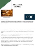 Tea's Carbon Footprint – Samovar Tea Lounge 2009.pdf