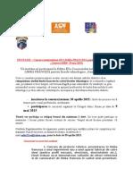 0 Invitatie Concurs Gustave Eiffel