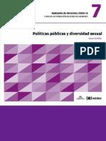 politicas publicas y diversidad sexual