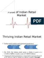 Pulse of Indian Retail Market