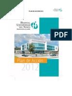 Plan de Accion 2012 HUNd