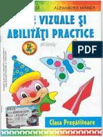 Arte Vizuale Si Abilitati Practice Clasa 1