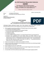 Surat Edaran Str Skm Sebelum Nov 2014 Edit