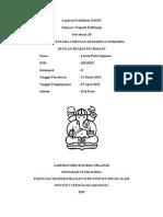 150406-Laporan Praktikum KI2251-Sintesis Senyawa Kumarin (Coumarin) Dengan Reaksi Pechmann