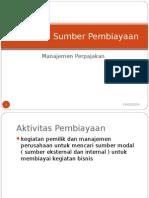 Pemilihan Sumber Pembiayaan 24032015 Bagian 2