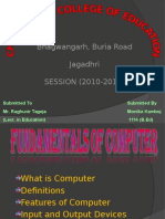 Computer Project c.d