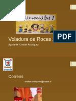 Ayudantia I Voladura de Rocas 2014