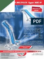 BELTFLEX SDC-H_BAv1.1Fr-2010
