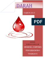 Komponen Penyusun Darah