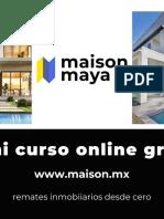 Lista de Remates Judiciales en México (Abril 1/2015)