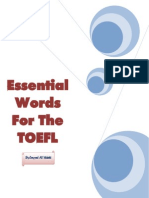Essential Words for the TOEFL[eBook.veyq.Ir]