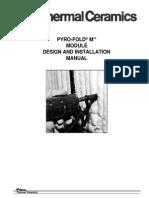 Pyro Fold Installation Manual