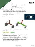 Comparativa - Vigas de Acero CYPE - SAP2000 - MATHALAB