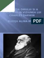 Evolutia Omului Si a Societatii in Viziunea Lui