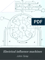 Electrical Influence Machines
