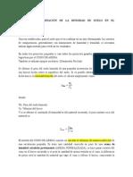 Densidad Del Suelo - Densidad Relativa- Peso Suleos Cohesivos