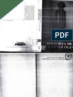 Historia de La Etnologia