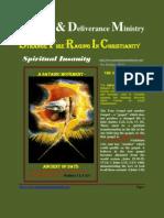 Strange Fire Raging in Christianity Spiritual Insantity 01-05-10