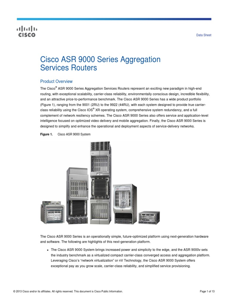 Cisco ASR 9010 | Multiprotocol Label Switching | Virtual