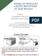 Instalações eletricas DPS.ppt