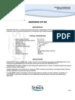 Adonox KP 9S Data