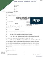 Sims v. AC And S, Inc. et al - Document No. 6