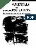 ICheme Fundamentals of Process Safety