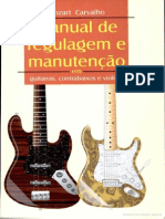 Manual de Regulagem - Mozart Carvalho