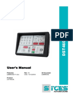 Dst4600a User Manual.