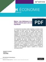 504 Analyse Leconomie Du Maroc Par Natixis Juin 2013