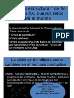 Crisis Estructural Del Siglo Xx 2