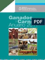 Subsecretaria de Ganaderia - Anuario 2011