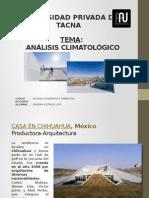 CASA EN CHIHUAHUA, CLIMA.pptx