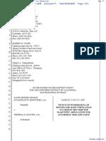Faith Center Church Evengelist Ministries et al v. Glover et al - Document No. 71