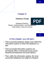 Chap08 Database Design